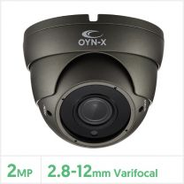 2MP 4-in-1 Varifocal Lens Turret Camera with 36pcs (Grey), 4X-TUR-VFG36