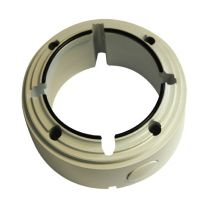Deep Base Ring for Universal Cable Management in White, RING-2701WH