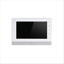 Dahua Non Issue Card Touch 6-ch 2-wire Indoor Monitor, VTH1550CHW-2-S1
