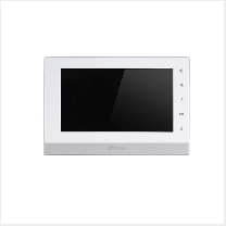 Dahua Non Issue Card Touch 6-ch 2-wire Indoor Monitor, VTH5222CH-S1