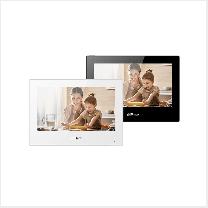 Dahua Non Issue Card Touch 0-ch IP Indoor Monitor, VTH5321GB-W